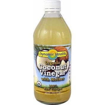 Organic Coconut Vinegar with Mother 100% Raw Vinegar