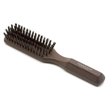 Fendrihan 5 Row Thermowood Ash Hairbrush with Boar Bristles MADE IN GERMANY