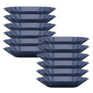Rhinowares Coffee Bean Tray Cupping - 12 Pack - Blue