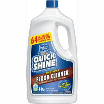Quick Shine Multi-Surface Floor Cleaner, 64 Oz