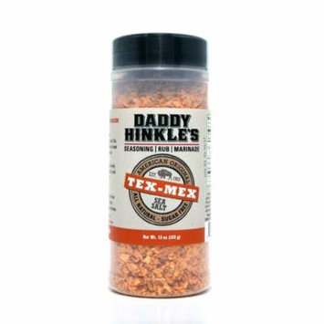 13oz Daddy Hinkle's Tex Mex Seasoning Rub Marinade