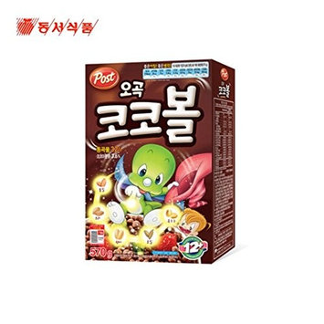 Dongsuh Post Cereal Coco Ball 570G X 3