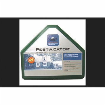 Pest-A-Cator Live Catch Rodent Trap For Mice