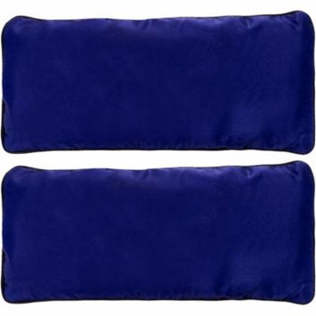 2 Pack LISH Lavender & Flax Seed Aromatherapy Yoga Eye Mask Pillow