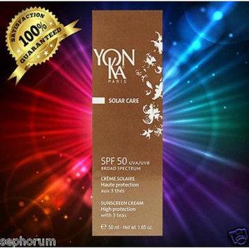 Yonka Solar Care Sunscreen Cream SPF 50 1.7oz(50ml)