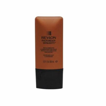 Revlon Photoready Skinlights Face Illuminator - Bronze Light 400 + Schick Slim Twin ST for Dry Skin