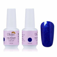 Ukiyo UV LED Nail Gel Polish Nail Art Soak Off Varnish 15ML /0.5fl.oz 1600
