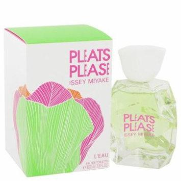 Pleats Please L'eau by Issey Miyake