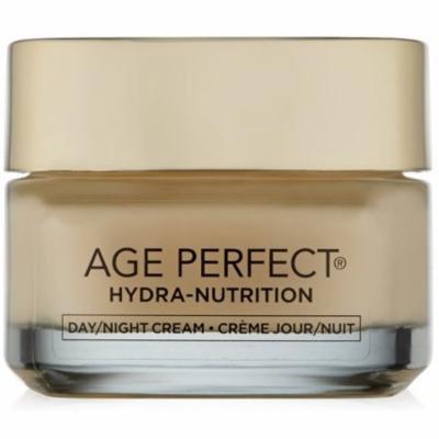 L'Oreal Paris Age Perfect Hydra-Nutrition Moisturizer, 1.7-Fluid Oz + Schick Slim Twin ST for Sensitive Skin