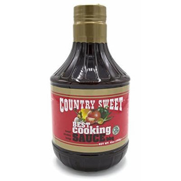 Country Sweet Sauce - Premium Cooking and Finishing Sauce (BBQ, 41 ounces)