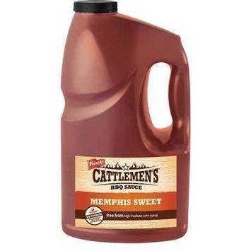 Cattlemen's 1 Gallon Memphis Sweet BBQ Sauce Contest Winner: No High Fructose Corn Syrup