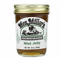 Mrs Millers Homemade Mint Jelly 8 oz. (3 Jars)