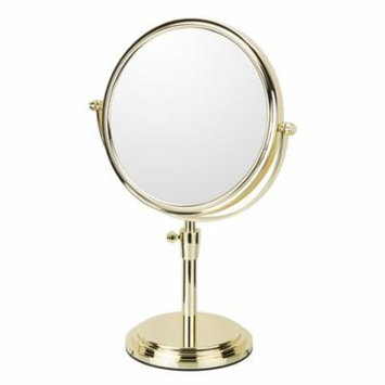 Darby Home Co Winchcombe Classical Adjustable Makeup/Shaving Mirror