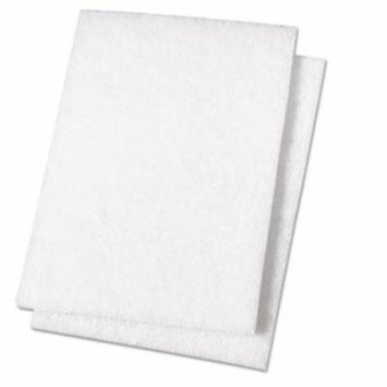 Boardwalk Paper 088-198 Light Duty Cleaning Pad - White