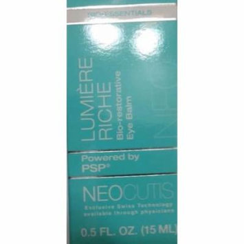 Neocutis Lumiere Riche Bio-restorative Eye Balm with PSP Anti-Aging 0.5 Fluid