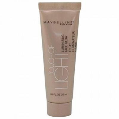 Maybelline Limited Edition Touch of Light Luminizing Face Glow .85 Fl 25 Ml + Schick Slim Twin ST for Sensitive Skin