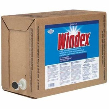 Johnson Diversey - Windex Bag-In-Box Dispensers C-Windex 5 Gal Bag In Box: 395-90122 - c-windex 5 gal bag in box