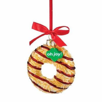 Dept 56 Girl Scouts 4053397 Caramel Coconut Cookie Ornament 2018