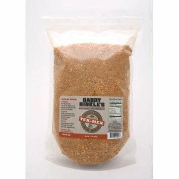 5# Daddy Hinkle's Tex Mex Seasoning Rub Marinade (Bulk 80 oz)
