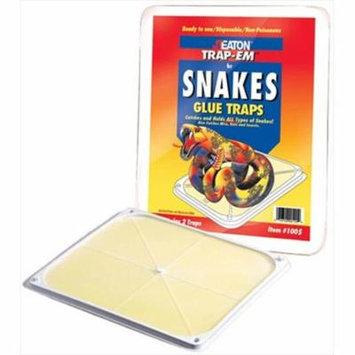 JT Eaton 100S Trap-Em Snake Glue Traps