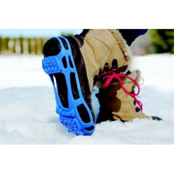 STABILicers Walk Stabilicers Ice Traction Cleat for Snow and Ice - X-Large, Blue - Lite Duty Serious Traction cleats for Boots and Shoe Ice Cleats