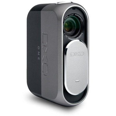 DxO ONE 20.2MP Digital Connected Camera for iPhone and iPad