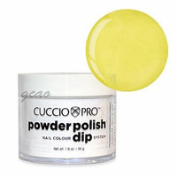 Cuccio Dip Bright Neon Yellow 1.6 Oz #5524