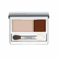 Clinique All About Crease and Fade Resistant Eye Shadow Duo - 0.07 Oz (Day Into Date)