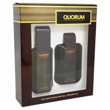 Antonio Puig Quorum For Men 2-Pc. Gift Set