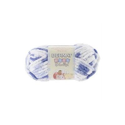 Spinrite 161103-3116 Baby Blanket Yarn-Little Denim