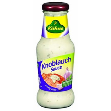 Kühne seasoning sauce garlic 250ml