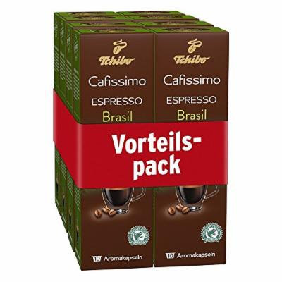 Tchibo Cafissimo Types of countries Espresso Brasil, 80 capsules