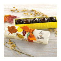 Fall Chocolate Truffles