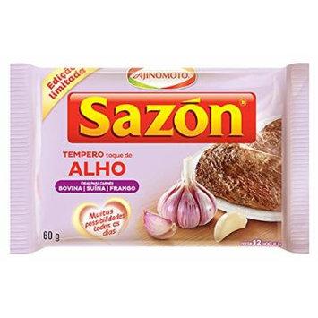 AjiNoMoto Sazon Alho , Garlic Seasoning - 60gr 2.11oz