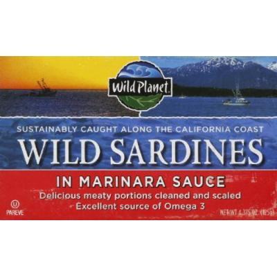 Sardines Marinara Sauce (Pack of 12)