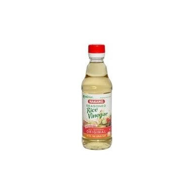 Nakano Seasoned Rice Vinegar 12 Oz (Pack of 6)