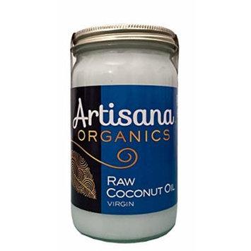 Artisana, Organics, Raw Coconut Oil, Virgin, 14 oz