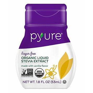 Pyure Stevia,Og2,Van,Lqd Drops 1.8 Oz (Pack Of 6)