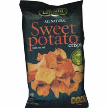 Landau Kosher All Natural Sweet Potato Crisps with Sea Salt - Gluten Free - 5 OZ