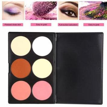 fashionbazaar Professional Makeup Cosmetic Powder Blush Blusher Pressed Powder 6 Colors