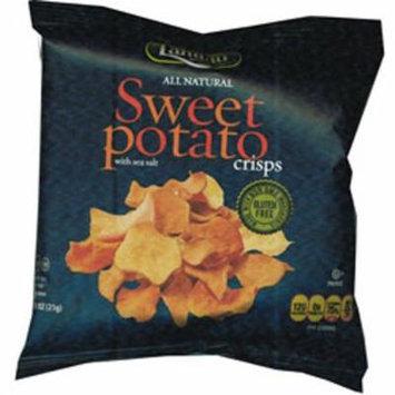 Landau Kosher All Natural Sweet Potato Crisps with Sea Salt - Gluten Free - 0.75 OZ