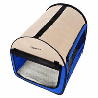 28'' Portable Anywhere Pet Dog Soft Crate With Door and Window PAGACAT