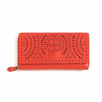 Shiraleah Dakota Wallet, Brick