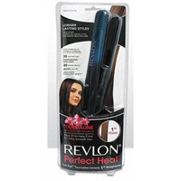 Revlon Perfect Heat Tourmaline Ceramic Soft Feel Straightener