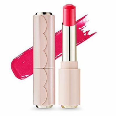 ETUDE HOUSE Dear My Enamel Lips Talk, Pink/#pk007, 4 Count