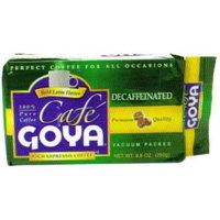 Goya Rich Espresso Coffee, Decaffeinated, 8.8 Oz