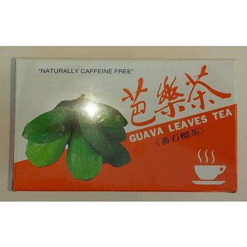 Guava Leaves Tea Caffeine-Free Tea (1 Box of 20 Tea Bags)