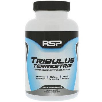 RSP Nutrition, Tribulus Terrestris, 120 Capsules