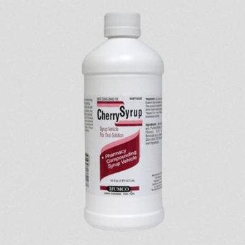 Humco, Cherry Syrup, 16 oz 2662-16 - 1 Each