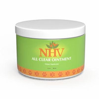 NHV All Clear Ointment - Aid for Skin Disease, Bacterial, and Fungal Skin Infections in Cats, Dogs, Pets